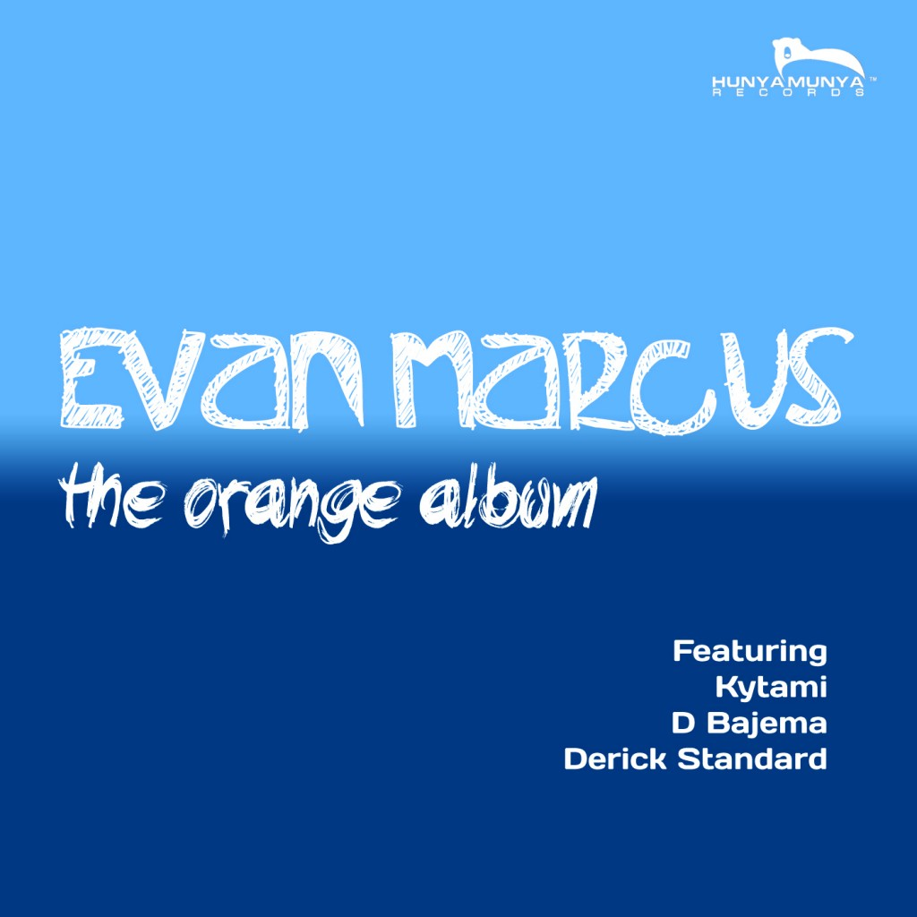 Evan-Marcus-Orange-Album